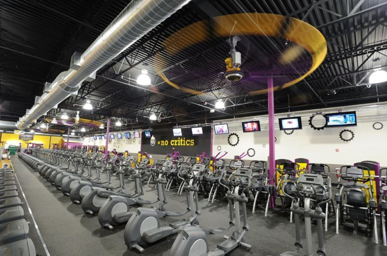 Planet Fitness Going Into Luby S Location Frisbie Lombardi