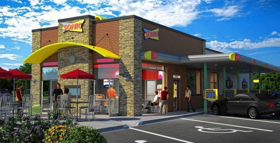 sonic building permit sand springs