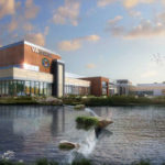 artist rendering Tulsa VA Health Care Center